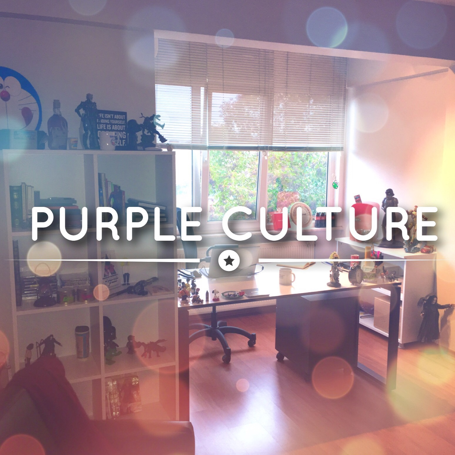 Purple Pan Office Purple Culture full service creative agency