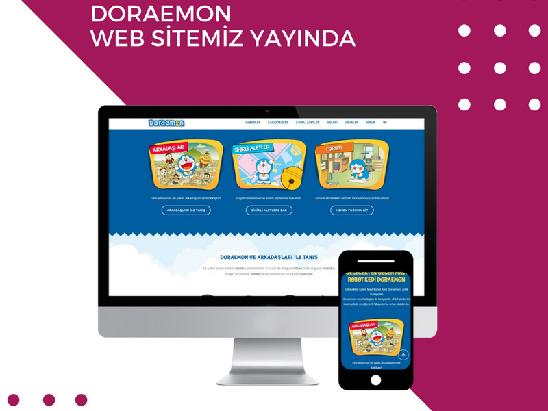 Doraemon Website