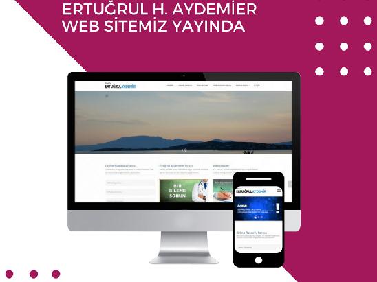 profesör doktor Ertuğrul Hasbi Aydemir Resmi Web Sitesi
