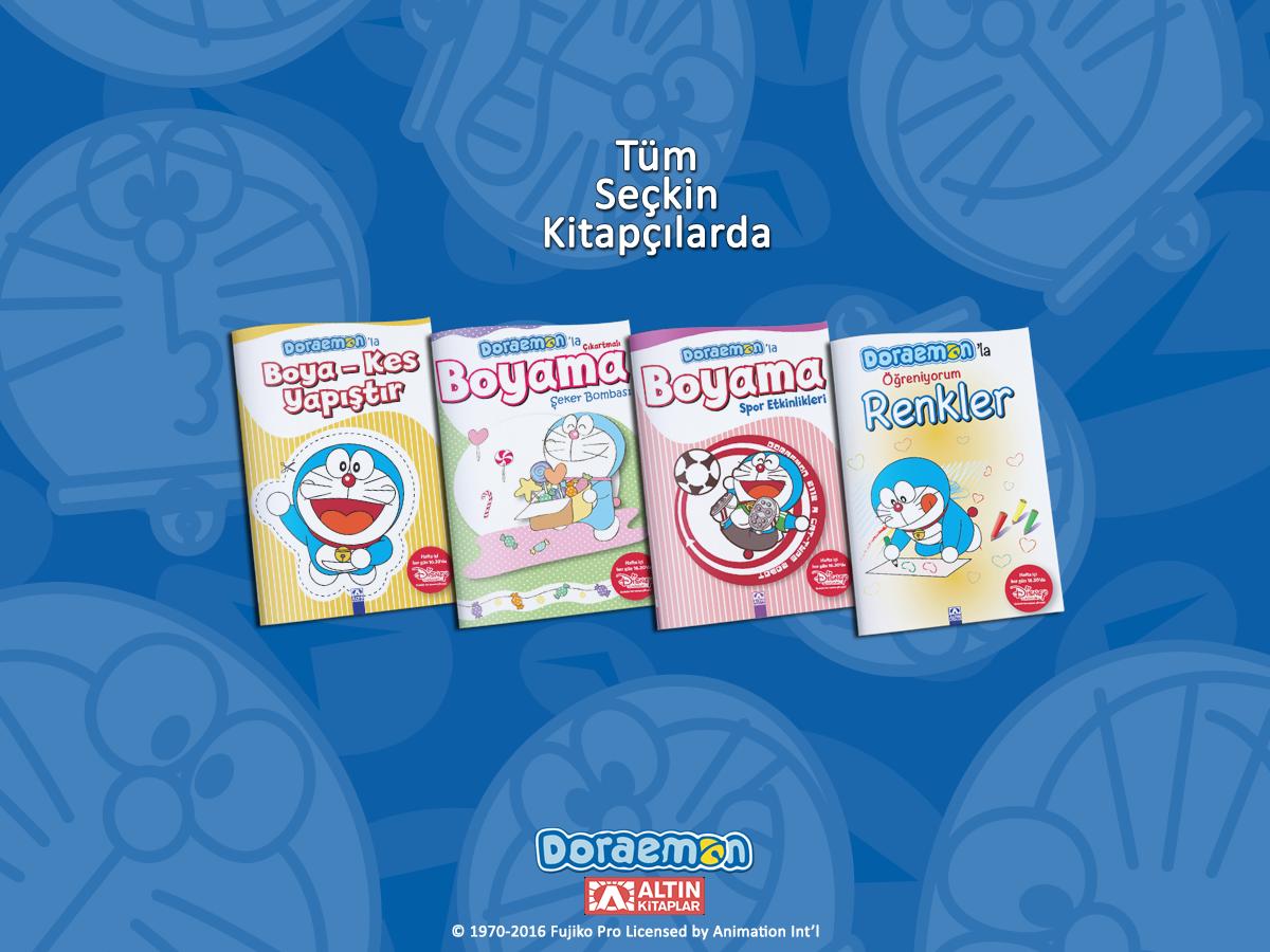 Doraemon Art Books