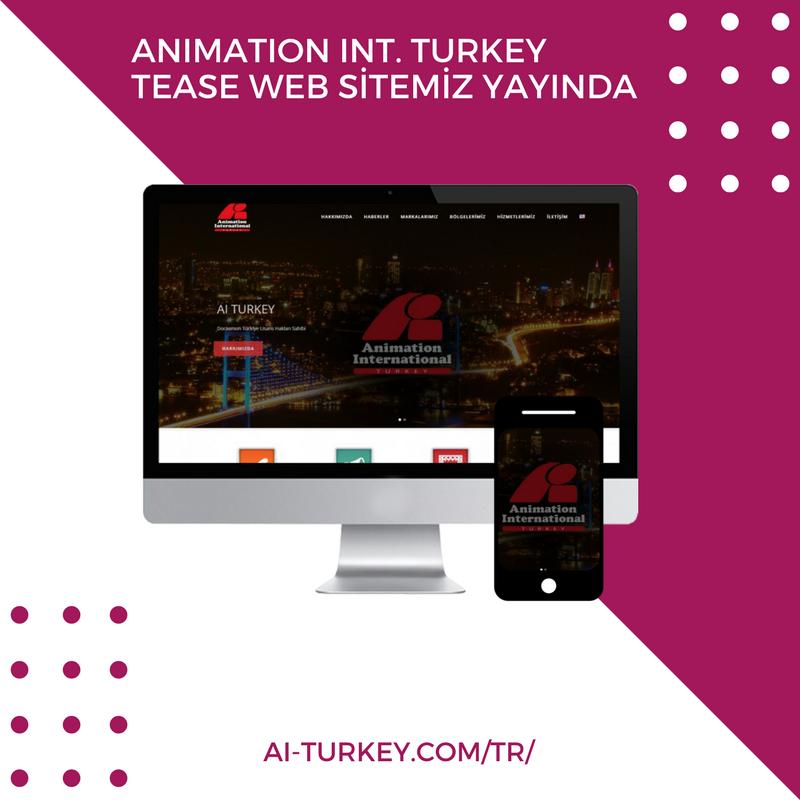AI Turkey Website Design