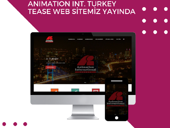 AI Turkey Website Dizayn