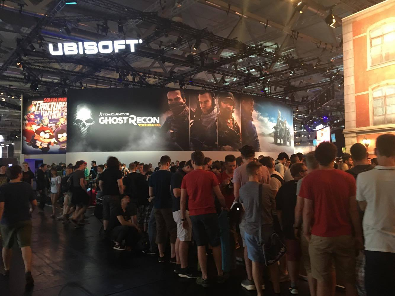 Gaming In Turkey Gamescom 2016
