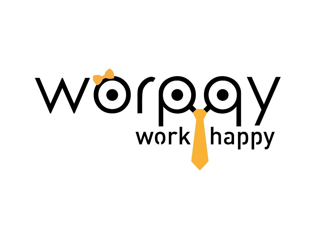 worppy logo Worppy Brand Identity