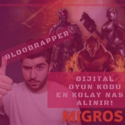 INFLUENCER MARKETING BLOODRAPPER VE MIGROS
