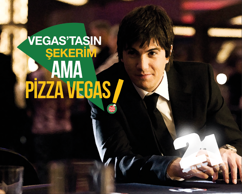 Pizza Vegas Concept Design