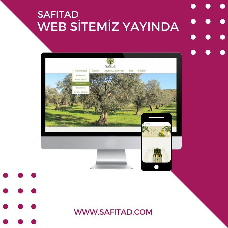 Safitad Website Dizayn / Design