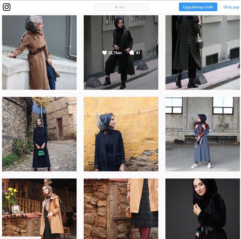 sena sever moda influencer marketing