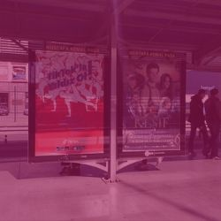 TikTok Metrobus Stations - Outdoor Marketing