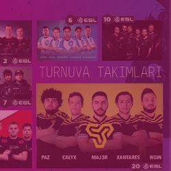 Espor PR Türkiye BLAST Pro Series