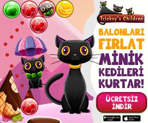Tricksys Children Mobil Oyun Banner Dizaynı