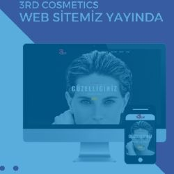 3RD COSMETICS WEBSİTE