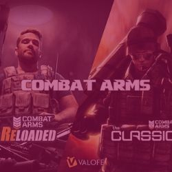 COMBAT ARMS CLASSIC OYUN BANNER DİZAYNI