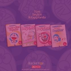Doraemon Art-Print-Material