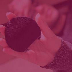 FOREO Instagram Influencer Marketing Projemiz - Purple Pan