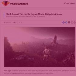 Black Desert Online Ocak 2019 PR