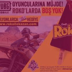 Golf Roko PUBG Mobile Kampanyası