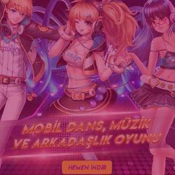 LOVE DANCE OYUN BANNER DİZAYN