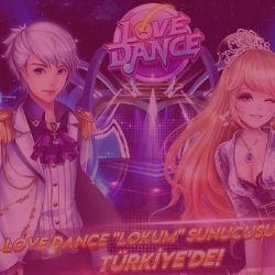LOVE DANCE OYUNU SOSYAL MEDYA YÖNETİMİ