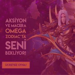 Omega Zodiac Oyun Banner Dizayn