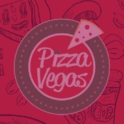 Pizza Vegas Kurumsal Kimlik