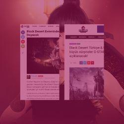 Black Desert Kasım 2019 PR