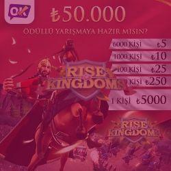 Rise of Kingdoms Oyna Kazan Projesi