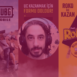 Golf ROKO Kozmik Karınca Influencer Marketing