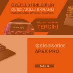 SteelSeries Ekim 2019 Dijital Pazarlama Kampanyaları
