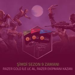 Razer Gold Türkiye Eylül Ekim 2019 Sosyal Medya Yönetimi