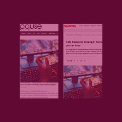 Cafe Bazaar Mayıs 2020 PR
