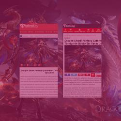 Dragon Storm Fantasy Mayıs 2020 PR