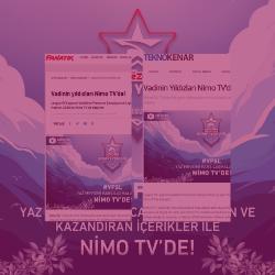 Nimo TV Haziran 2020 PR