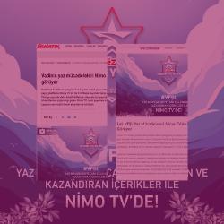 Nimo TV Temmuz 2020 PR