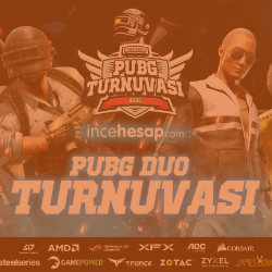 İnceHesap PUBG PC Online Turnuvası