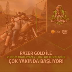 Razer Gold PUBG Mobile Parlayan Yıldızlar Turnuvası