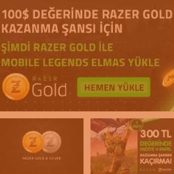 Razer Gold Şubat Mart Nisan 2020 Dijital Pazarlama