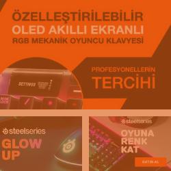 SteelSeries Ocak Şubat 2020 Dijital Pazarlama