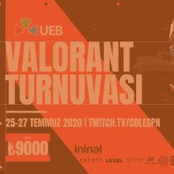 Üniversite Espor Birliği Online Valorant Turnuvası