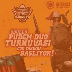 Rumeli Üniversitesi PUBG Mobile Turnuvası
