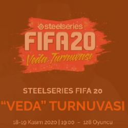 SteelSeries FIFA 2020 VEDA Turnuvası Kasım Ayı